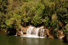 flodvattenfall Royaltyfria Bilder