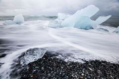 Floes Stock Images