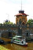 Flood-gate Stock Photo