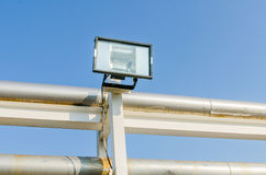 Flood Light Royalty Free Stock Photos