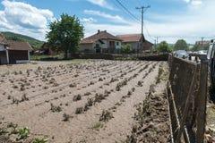 Flood in 2014 - Pridijel - Bosnia And Herzegovina Royalty Free Stock Images
