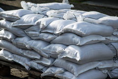 Flood Protection Royalty Free Stock Photography