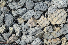 Flood retaining wall Stock Images