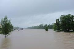 Flood tourism Stock Photos
