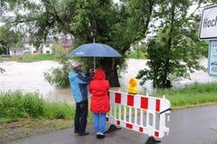 Flood Royalty Free Stock Photography