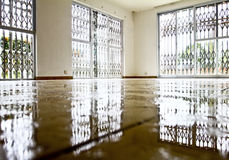 Flood Water Damage Stock Photography
