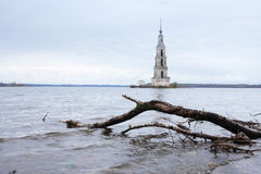 Flooded Belfry Royalty Free Stock Images