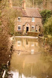Flooded house B Stock Photography
