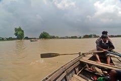 Flooded India Stock Image