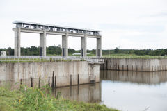 Floodgate Stock Images