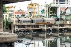 Floodgate. Royalty Free Stock Photos