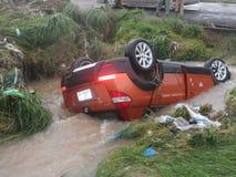 Flooding 3-ье июня, Аккра, Гана Стоковые Изображения