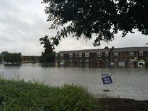 flooding Imagen de archivo libre de regalías