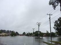 flooding Imagenes de archivo