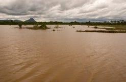 Flooding Stock Photography