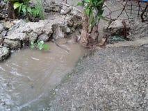 flooding стоковое фото rf
