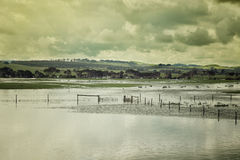 Flooding In Victoria, Australia Royalty Free Stock Photography