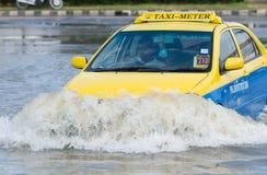 Flooding in Nakhon Ratchasima, Thailand Stock Image