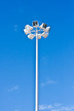 Floodlight Stock Photography