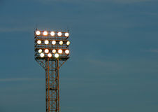 Floodlight Obrazy Stock