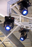 Floodlight projector Stock Images