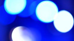 Floodlights. Concert stage flash lights. stock video
