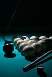 floodlite принципиальной схемы биллиарда Стоковые Фото