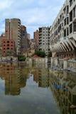 Floods in Alexandria Stock Image
