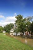 Floods in Belgrade Stock Photography