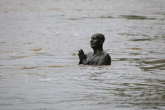 Floods in Prague, Czech Republic, June 2013 Stock Photos