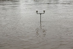Floods in Prague, Czech Republic, June 2013 Stock Photo