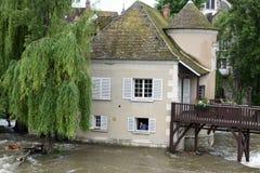 Floods Royalty Free Stock Image