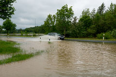Floodwater Stock Photography