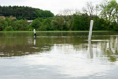 Floodwater Royalty Free Stock Photos
