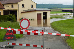 Floodwater Stock Photos