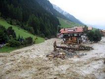 floodwatersiv Royaltyfri Bild