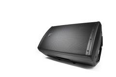 Floor audio speaker PA monitor Stock Photography