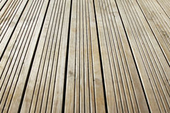 Floor boards Stock Images