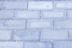 Floor bricks Royalty Free Stock Images