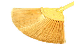 Floor broom Stock Image