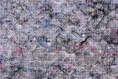 Floor cleaning rags texture. As background Royalty Free Stock Photography