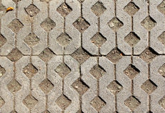 Floor concrete block Royalty Free Stock Image
