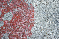 Floor Concrete Red Royalty Free Stock Image