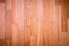 Floor covered with wooden texture Stock Image