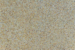 Floor finishes called `Stone wash` can be used as background Stock Photography