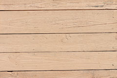 Floor from fresh pine boards Stock Image