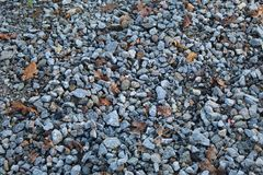 Floor gravel stones royalty free stock images