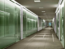 Floor hallway Stock Photo