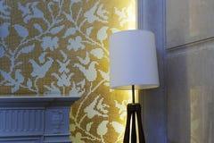 Floor lamp Royalty Free Stock Photos
