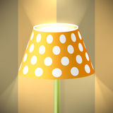 Floor Lamp Royalty Free Stock Images